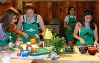 obozy kulinarne