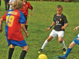 Piłkarskie obozy i kolonie