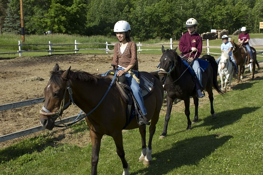 Obozy jeździeckie